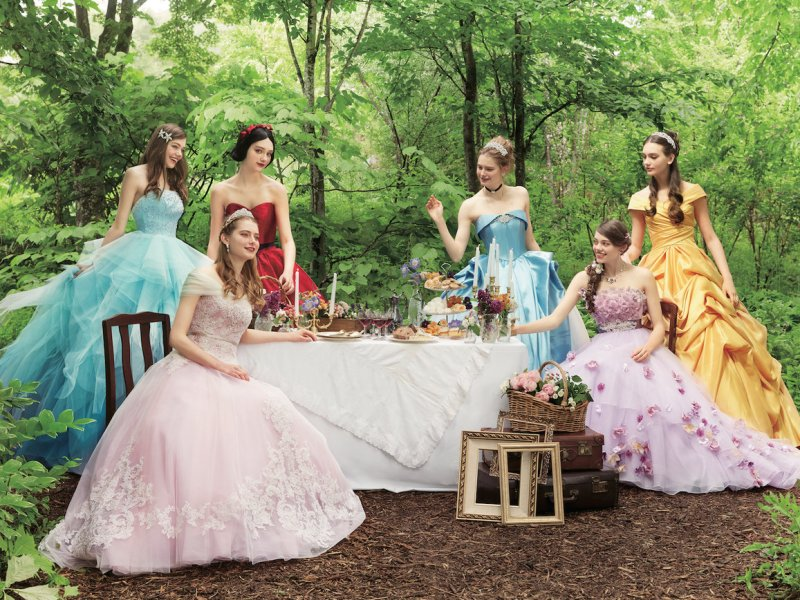 This Company Has Created the Disney Princess Gowns of Our Dreams ...