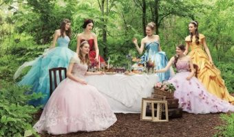 This Company Has Created the Disney Princess Gowns of Our Dreams