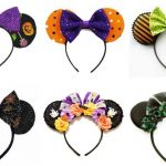 13 Frightfully Adorable Halloween Mickey Ears