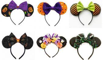13 Frightfully Adorable Halloween Mickey Ears
