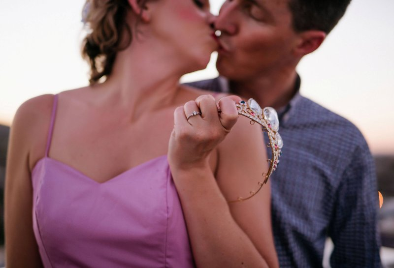 Ideas for a TANGLED Engagement Party