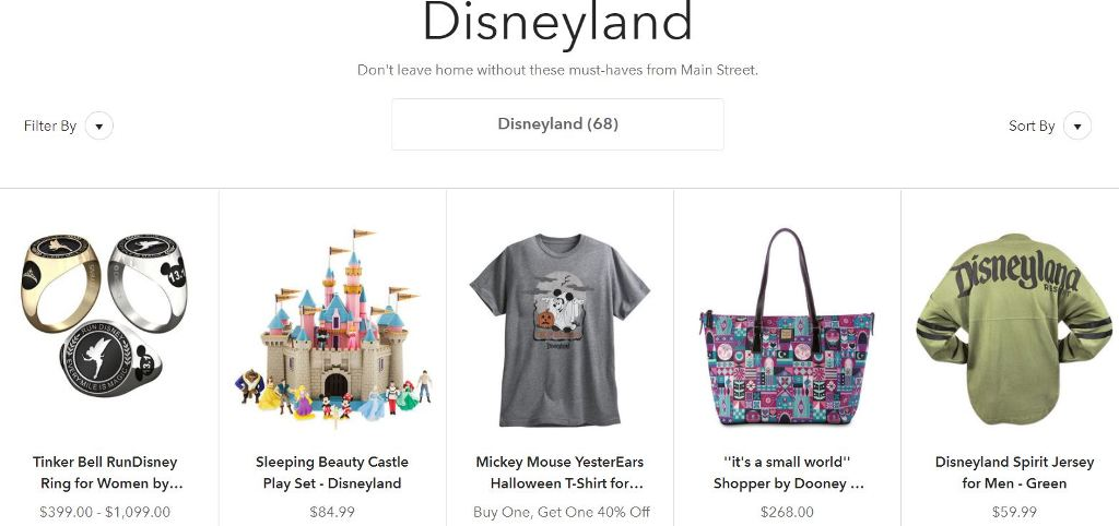 What the Heck is shopDisney?