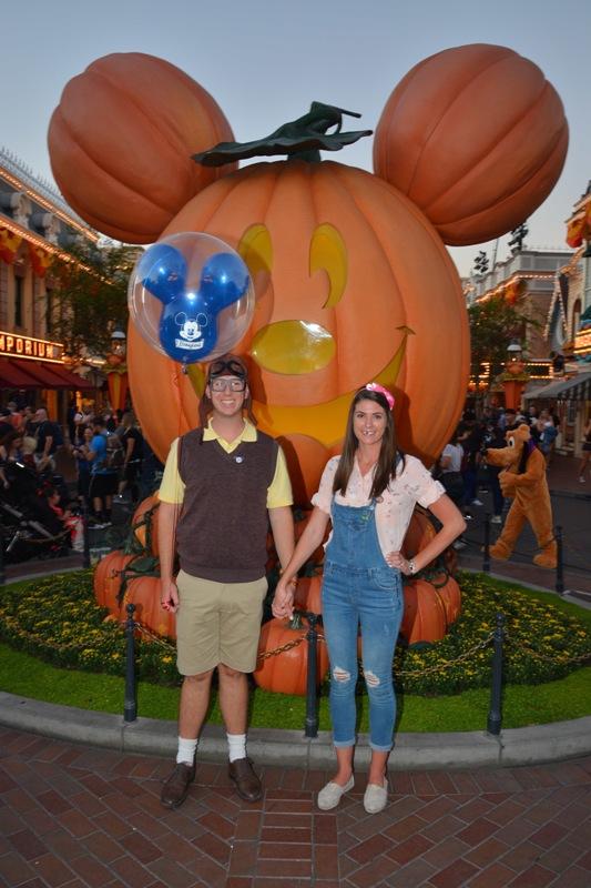 Disney Bride Halloween Costume Parade 2017