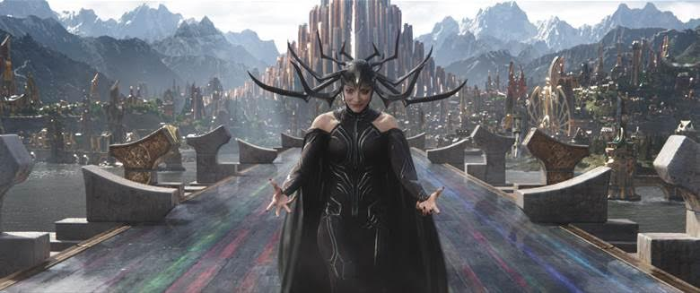 "Steal These THOR:RAGNAROK ""Hela-Ween"" Ideas"