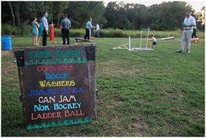 Non-Traditional Reception Ideas for Your Outdoor Disney Wedding