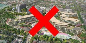 Disneyland's Fourth Hotel - CANCELED