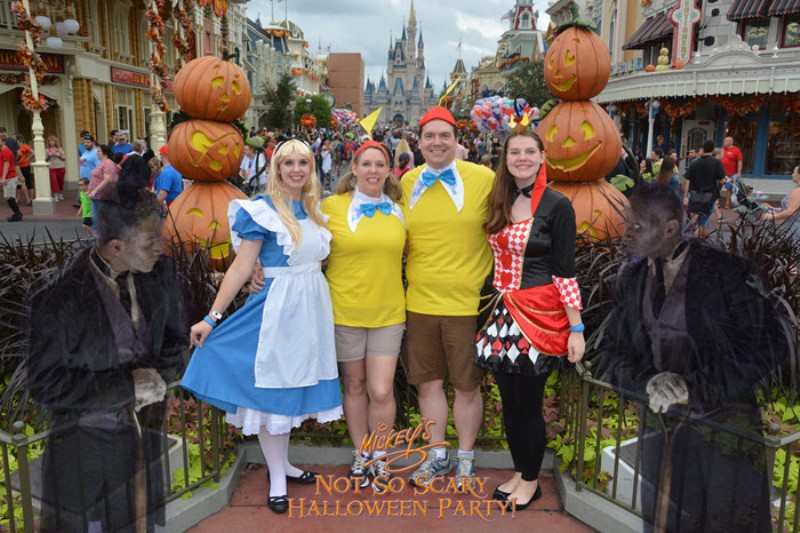 disney bride halloween costume parade 2017