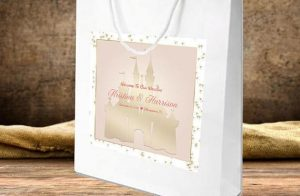 Designing Welcome Bags for Your Disney Wedding