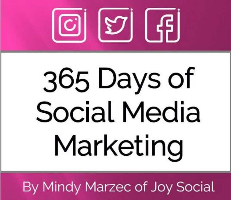 365 Days of Social Media Marketing ebook