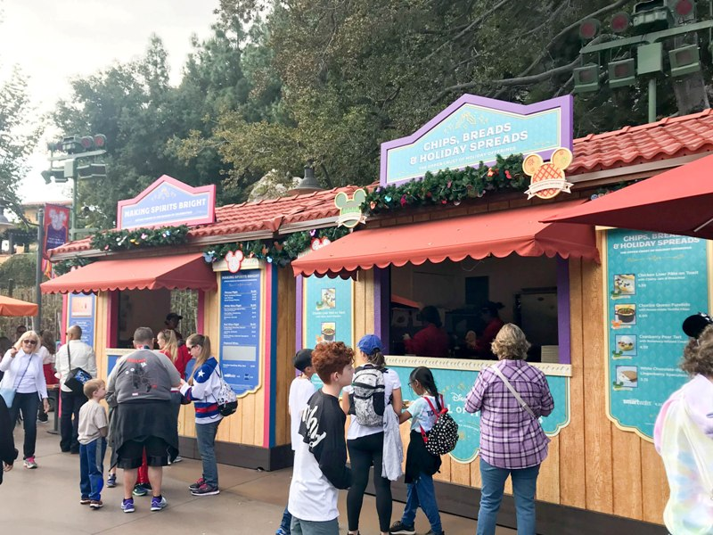 My Favorite Food and Drinks from Festival of Holidays 2017