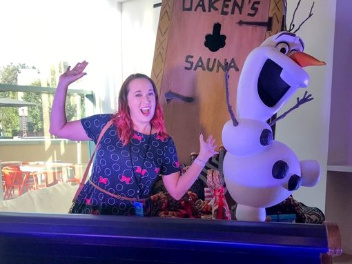 OLAF'S FROZEN ADVENTURE Will Melt Your Holiday Heart