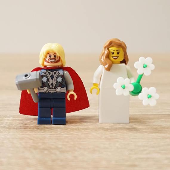 10 Ideas for a Marvel Superhero Wedding
