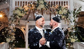 5 Ways to Make Your Christmas Disneyland Wedding Extra Magical