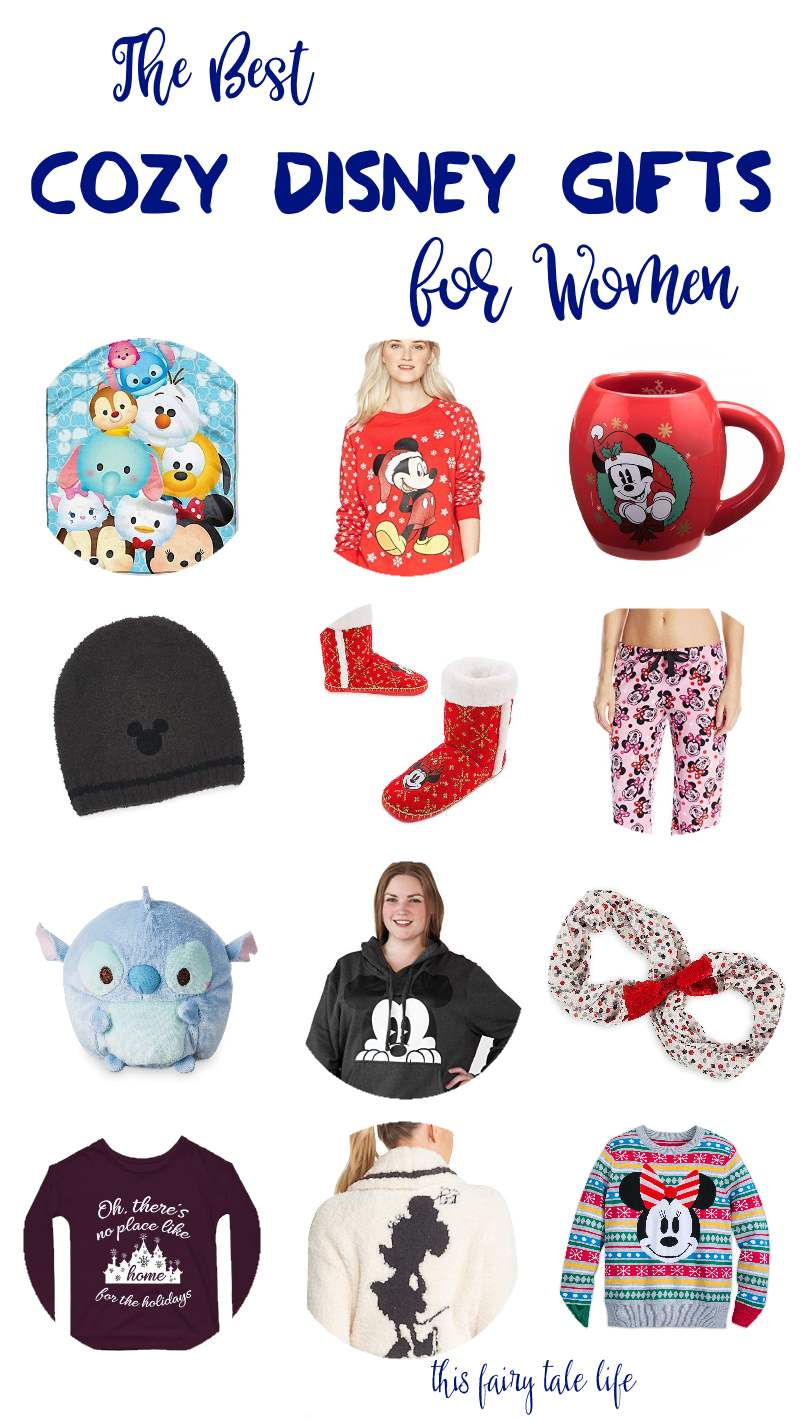 12 Cozy Disney Gifts for Women