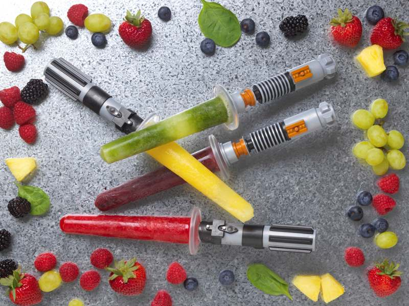 Stay Healthy and Fight the Dark Side with these STAR WARS Recipes from Dole! (Plus Giveaway!)