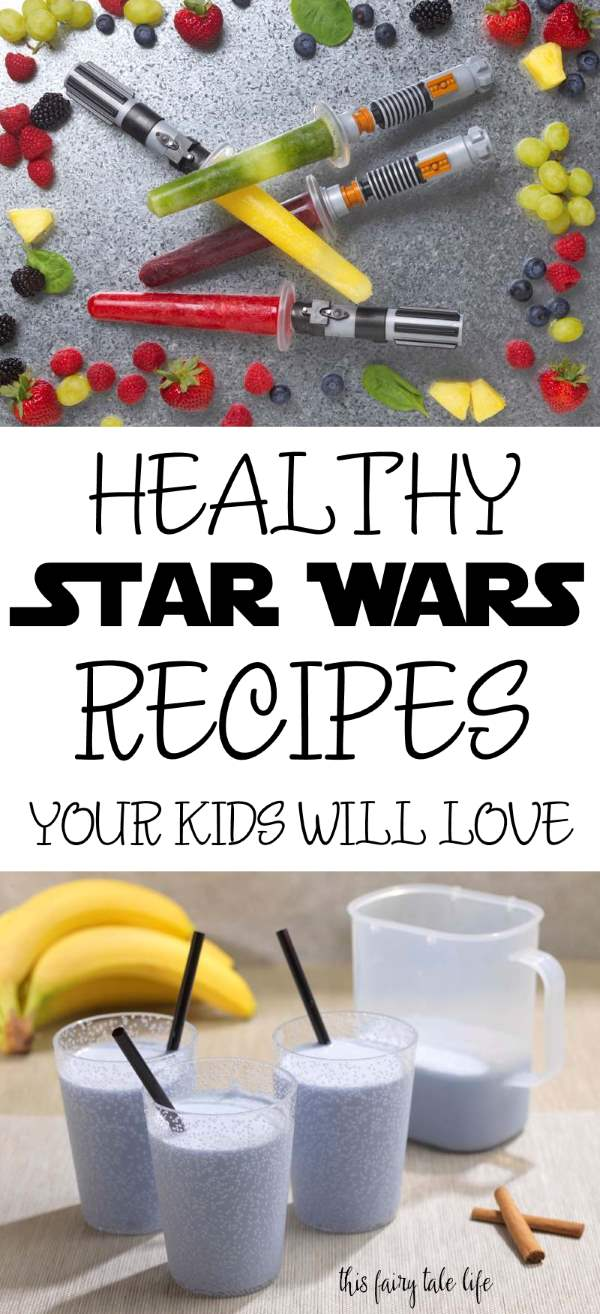 Stay Healthy and Fight the Dark Side with these STAR WARS-Inspired Recipes from Dole! (Plus Giveaway!)