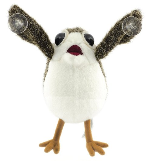 The Best Porg Stuff this Side of the Galaxy