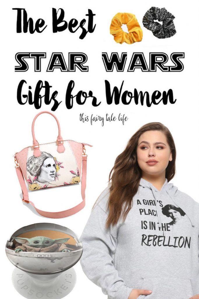 Star Wars Gift Guide for Women
