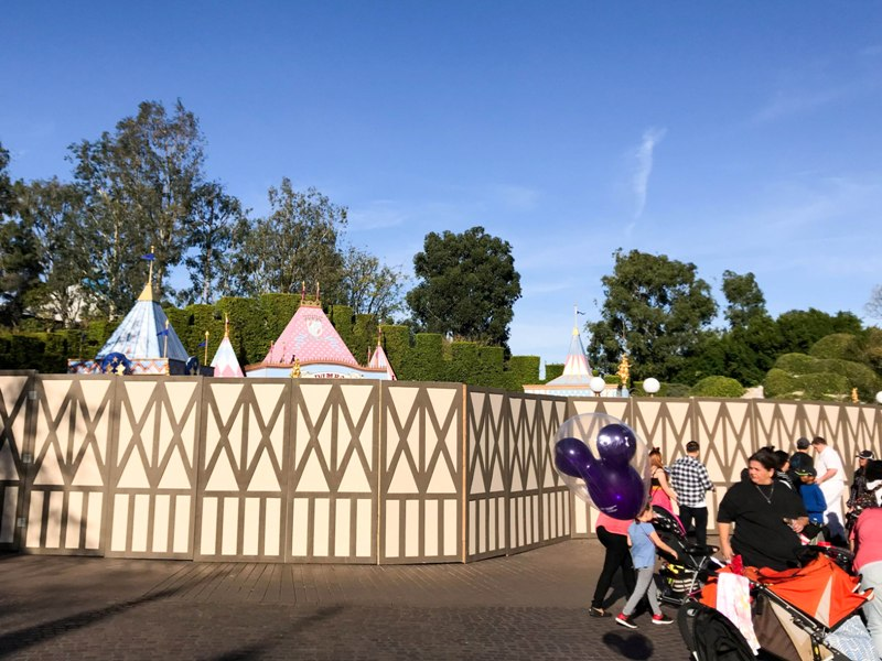 Disneyland is Undergoing Heavy Refurbishment, But Here's Why You Shouldn't Panic