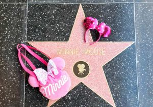 Minnie Mouse Gets Her Own Star on the Hollywood Walk of Fame!