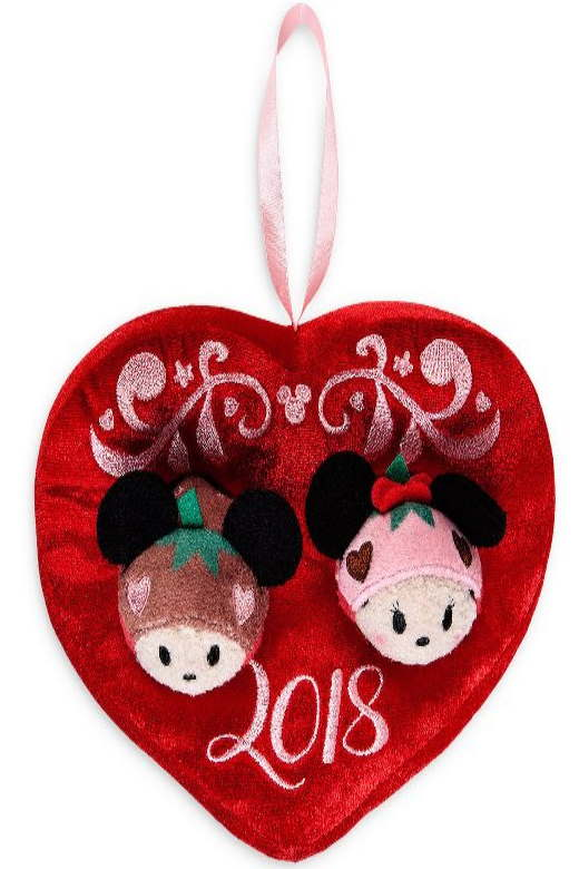 "Nothing Says ""I Love You"" Like Valentine Tsum Tsums"