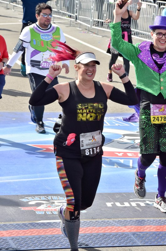 Holy Crap, I Ran a Marathon