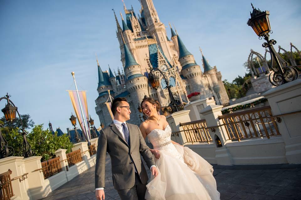 The Disney Weddings Showcase Gives Us a Glimpse into Planning a Wedding at Walt Disney World