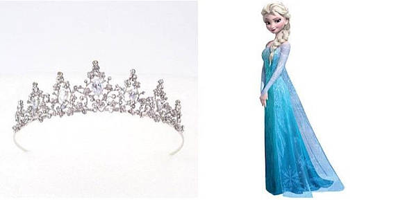 These Amazing Tiaras are Inspired by Disney Princesses