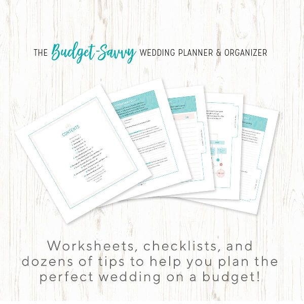 Review: The Budget-Savvy Wedding Planner and Organizer