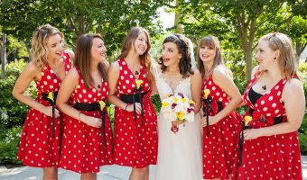 5 Fantastic Gifts for Your Disney Bridesmaids
