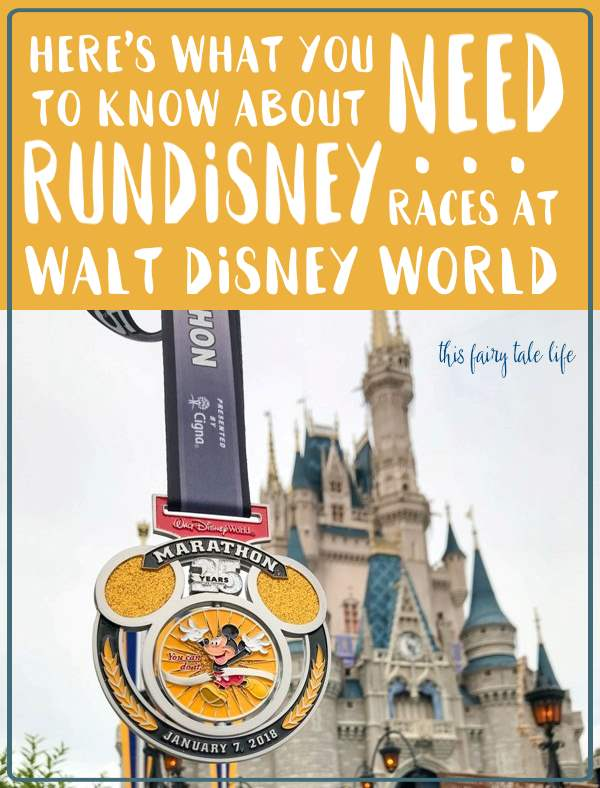 Disneyland Regulars: Here's What You Need to Know about RunDisney Races at Walt Disney World