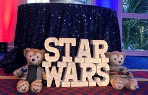 """A True """"Guest"""" Post – Michelle and George's STAR WARS Disneyland Vow Renewal"""