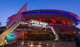 Venue Spotlight: Launch Bay at Disneyland