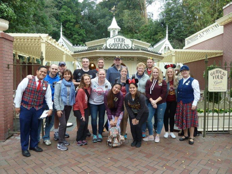 Disneyland Vow Renewal