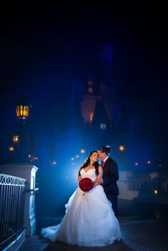 Disney Cruise Wedding.Ashley And Simon S Enchanting Disney Dream Cruise Wedding This