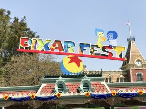 Pixar Fest at Disneyland – Everything You Need to Know