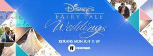 Disney Weddings TV Series Debuting on June 11