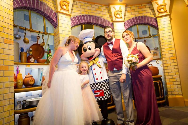 How to Have the Disney Wedding of Your Dreams In 6 Magical Steps