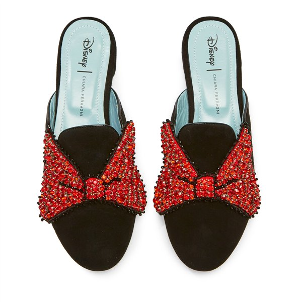 Fancy Shoes for Fancy Brides - New Disney Shoes by Chiara Ferragni
