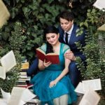 You Have to See These Totally Magical BEAUTY AND THE BEAST Engagement Photos