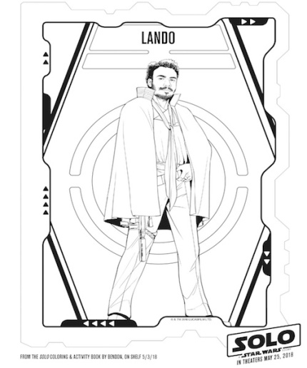 SOLO Coloring Pages and Printable Activities