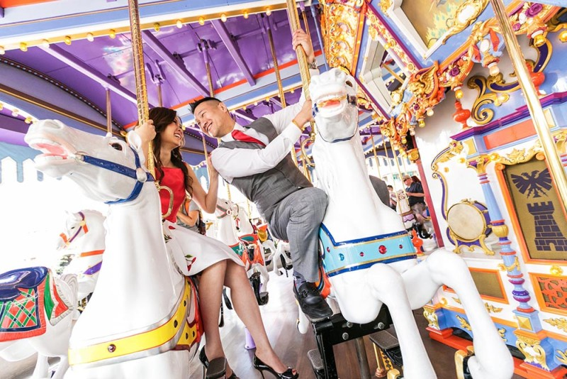 10 Great Engagement Photo Spots at Disneyland Park