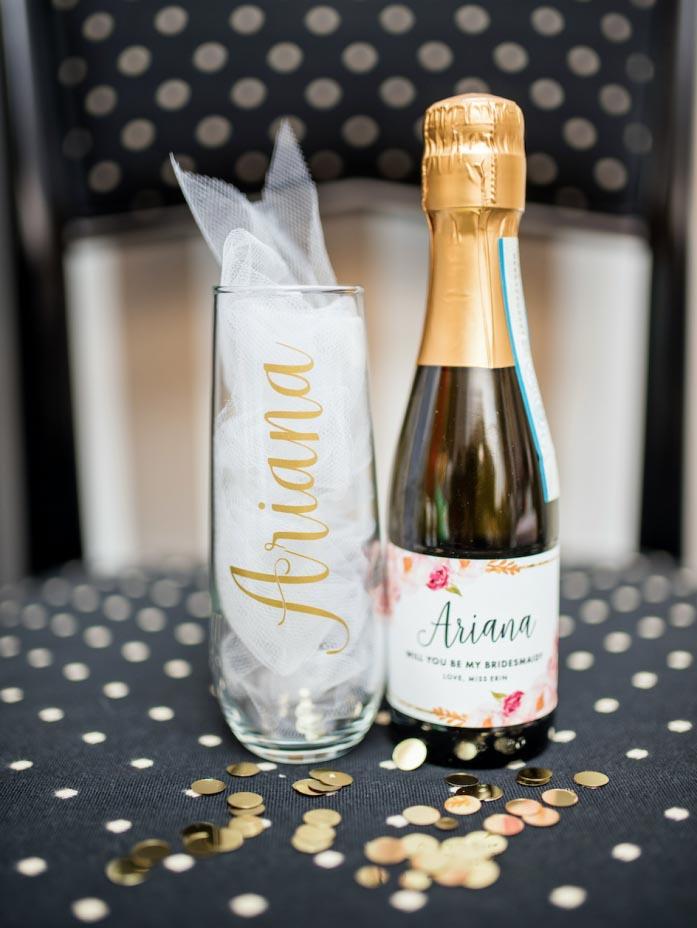How to Create an Elegant and Fun Bridesmaid Proposal Box