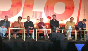 Interviews with the Cast and Creators of SOLO: A STAR WARS STORY