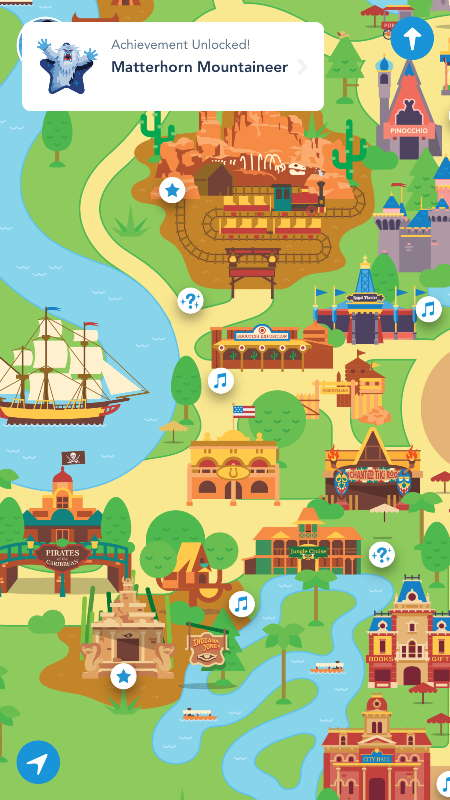 PLAY DISNEY PARKS App Brings New Experiences to the Parks!
