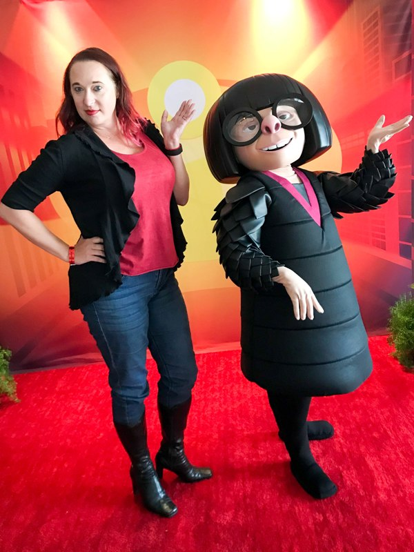 Interviews with the Cast and Creators of INCREDIBLES 2
