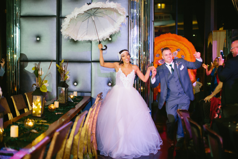 A New Orleans PRINCESS AND THE FROG Disney Wedding