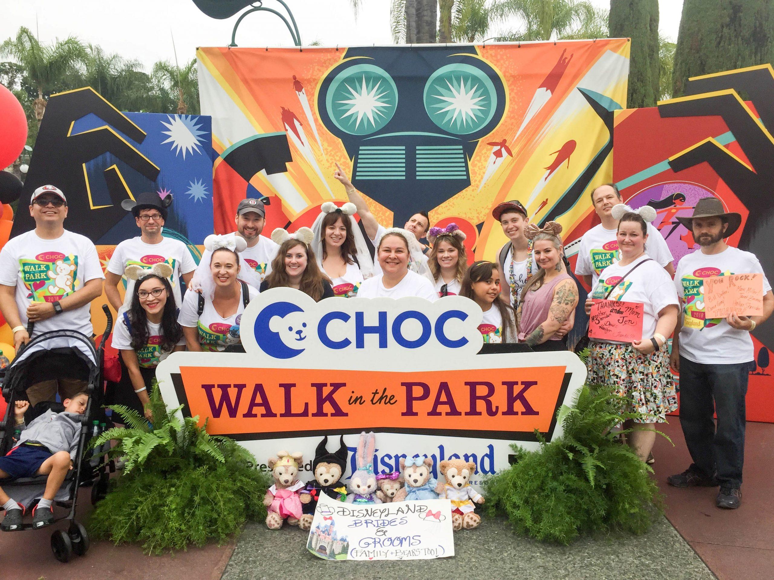 CHOC Walk in the Park 2018 Recap!