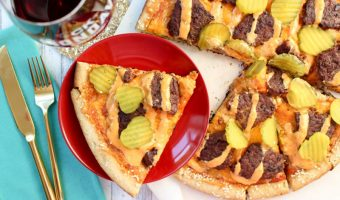 Disneyland's Cheeseburger Pizza Copycat Recipe
