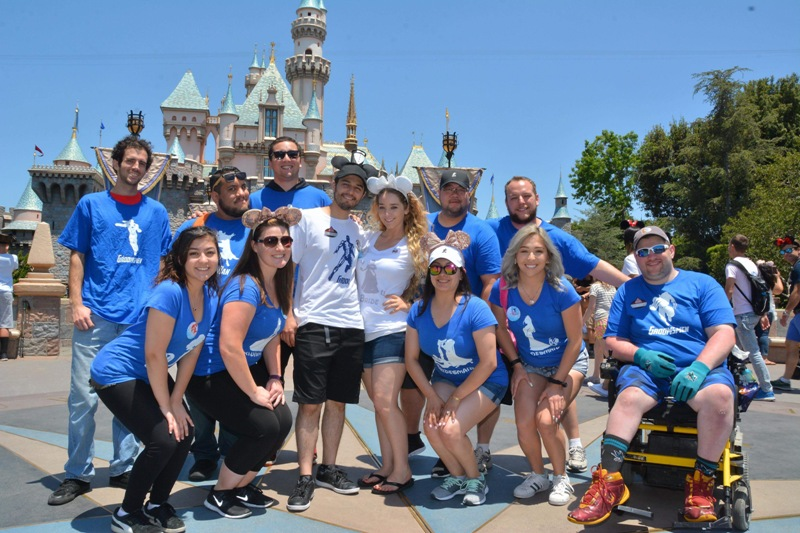 How To Have A Co Ed Disneyland Bachelorbachelorette Party This